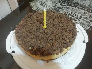 Sütőtökkrémes torta