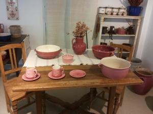 Rózsaszín kiállítás